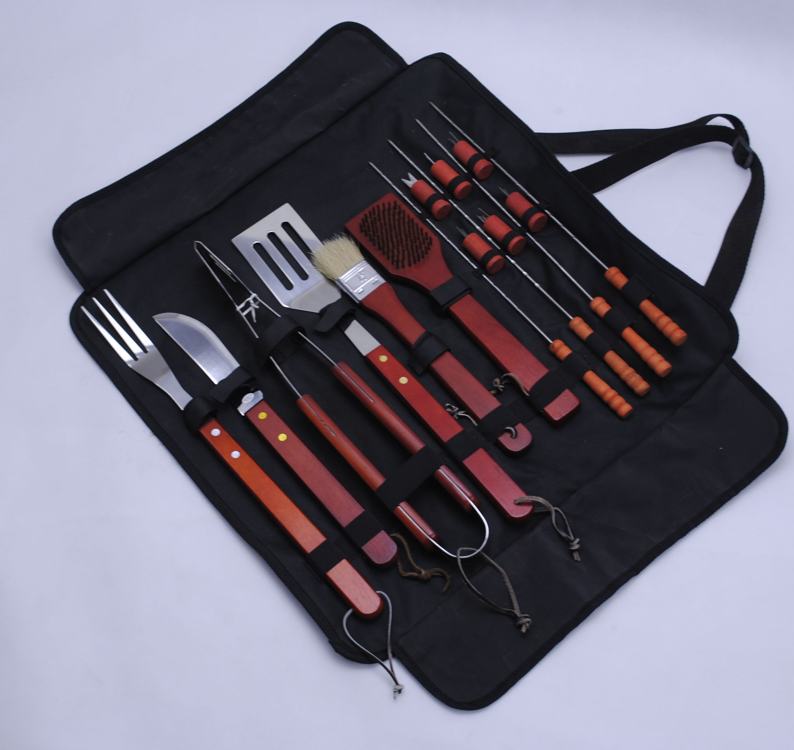 16PCS Barbeque or BBQ Kit