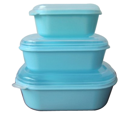 3 set Food Storage Containers